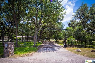 New Braunfels Single Family Home For Sale: 1380 Edwards