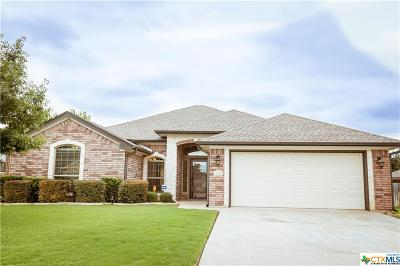 Belton Single Family Home For Sale: 3106 Matador Drive