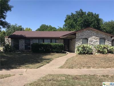 Killeen Single Family Home For Sale: 2401 John