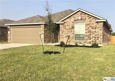 Harker Heights, Killeen, Temple Single Family Home For Sale: 6317 Dorothy Muree Drive