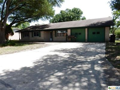 Temple Single Family Home For Sale: 203 W Killen