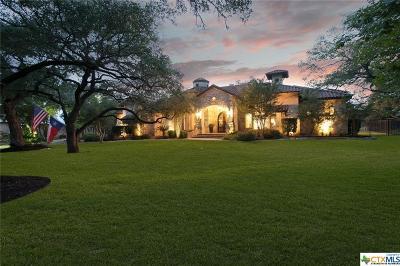 New Braunfels Single Family Home For Sale: 27731 Bogen