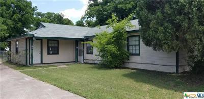 Killeen Single Family Home For Sale: 901 W Dean Avenue