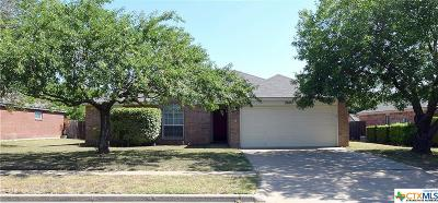 Killeen Single Family Home For Sale: 2607 Rampart