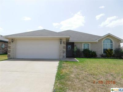 Copperas Cove Single Family Home For Sale: 2409 Griffin