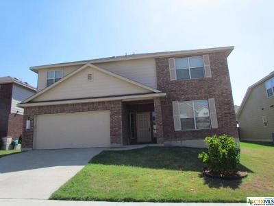 Bell County Single Family Home For Sale: 9008 Dunblane Drive
