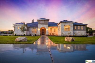 New Braunfels Single Family Home For Sale: 722 Cross Oak