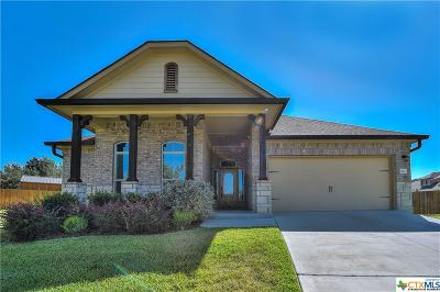 Harker Heights Single Family Home For Sale: 821 Siena Court
