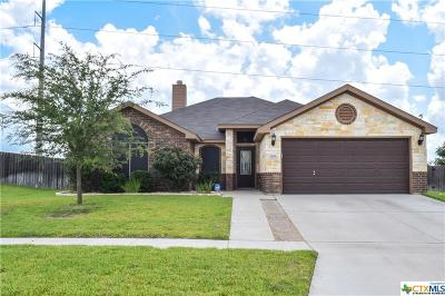 Killeen Single Family Home For Sale: 5108 Generations Drive