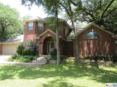 Temple Single Family Home For Sale: 3506 White Oak Drive