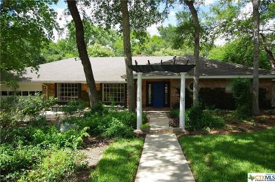 Temple Single Family Home For Sale: 3406 Magnolia