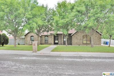 Copperas Cove Single Family Home For Sale: 1406 Cardinal