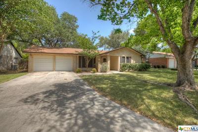 Seguin Single Family Home For Sale: 1610 Redwood