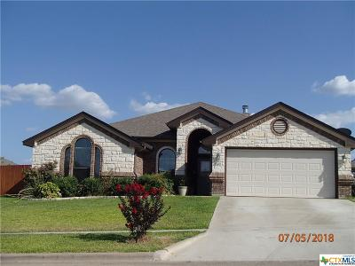 Killeen Single Family Home For Sale: 6408 Flag Stone Drive