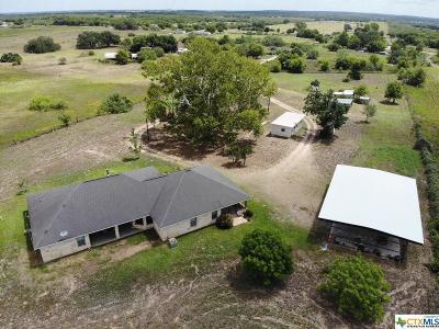 La Vernia Single Family Home For Sale: 2445 County Road 342