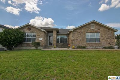Harker Heights Single Family Home For Sale: 100 Village Drive