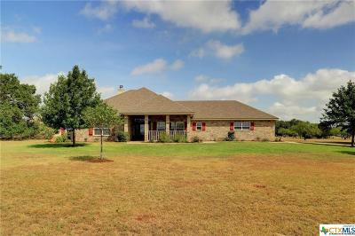 Salado Single Family Home For Sale: 1206 N Long Meadow