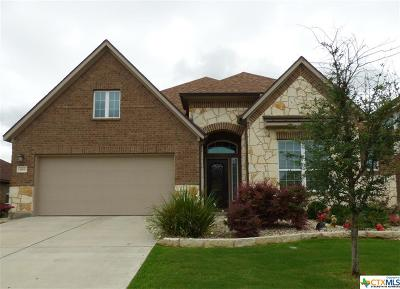 Harker Heights Single Family Home For Sale: 803 Cathedral Court