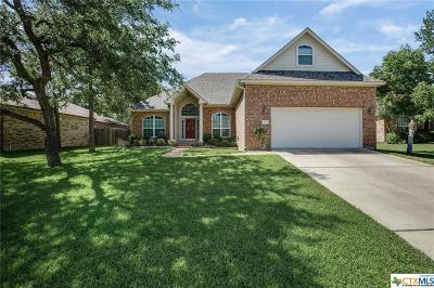 Belton Single Family Home For Sale: 2805 Amber Forest Trail