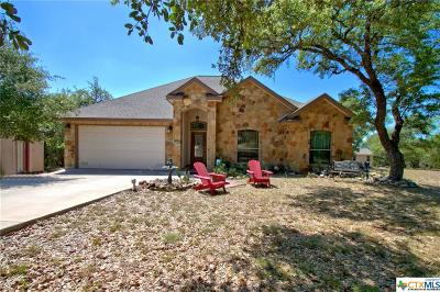 Canyon Lake Single Family Home For Sale: 388 Rolling View