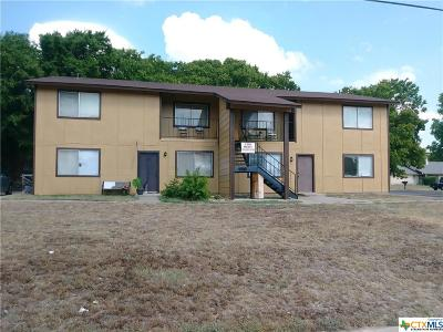 Harker Heights Single Family Home For Sale: 1100 Harley