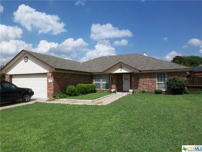 Copperas Cove Single Family Home For Sale: 2205 Merle Drive