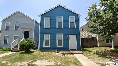 San Marcos TX Single Family Home For Sale: $153,900