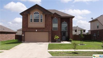 Killeen Single Family Home For Sale: 4901 Green Meadow