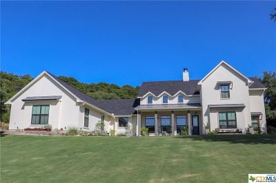 Belton Single Family Home For Sale: 421 Messer Ranch