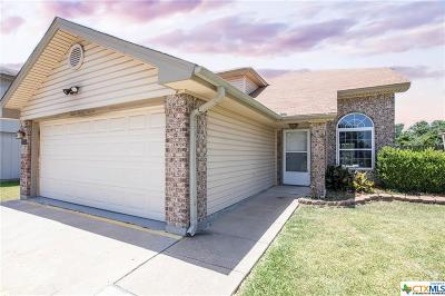 Killeen Single Family Home For Sale: 2003 Schwald Road