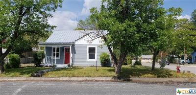 Lampasas Single Family Home For Sale: 507 S Main
