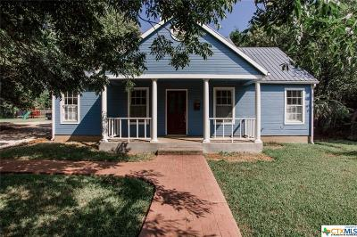 San Marcos Rental For Rent: 1108 W San Antonio