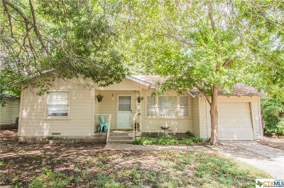 Temple Single Family Home For Sale: 1408 S 43rd Street