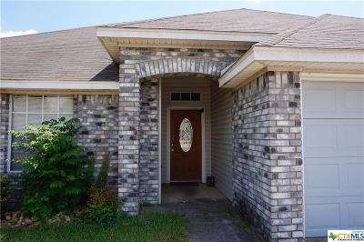Killeen Single Family Home For Sale: 2702 Cactus
