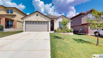 New Braunfels Single Family Home For Sale: 2934 Post Oak Circle