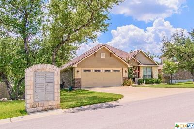 Belton Single Family Home For Sale: 1815 Green Haven