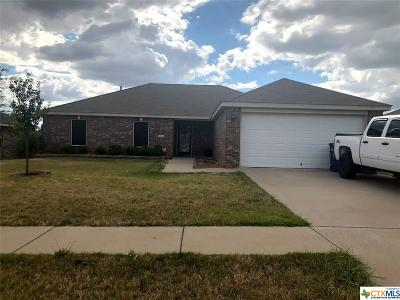 Copperas Cove Single Family Home For Sale: 2411 Isabelle