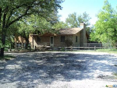 Lampasas Single Family Home For Sale: 1413 E 4th Street