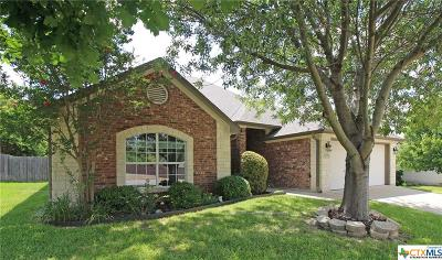 Harker Heights Single Family Home For Sale: 1424 Loblolly Drive