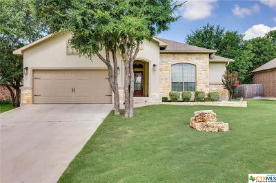 Belton Single Family Home For Sale: 2411 Twin Ridge Court