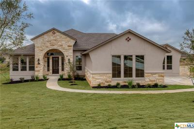 New Braunfels Single Family Home For Sale: 615 Battistrada