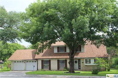 Seguin Single Family Home For Sale: 217 Millford