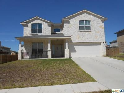 Copperas Cove Single Family Home For Sale: 2203 Scott Drive