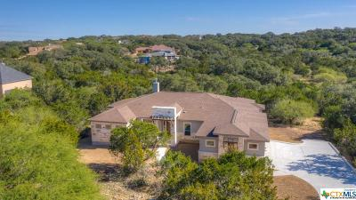 New Braunfels Single Family Home For Sale: 192 Falling Hills