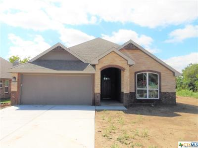 Harker Heights, Killeen, Temple Single Family Home For Sale: 3517 Crystal Ann