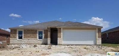 Harker Heights, Killeen, Temple Single Family Home For Sale: 4411 Texas Rangers Drive
