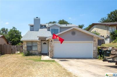 San Marcos Single Family Home For Sale: 2003 Castle Bluff