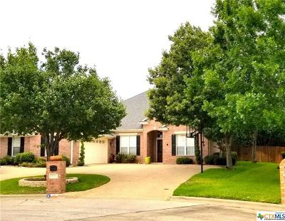 Harker Heights Single Family Home For Sale: 513 Kudu Trail