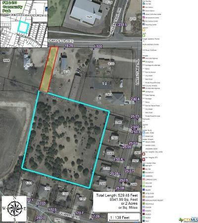Harker Heights Residential Lots & Land For Sale: Tbd Fm 2410