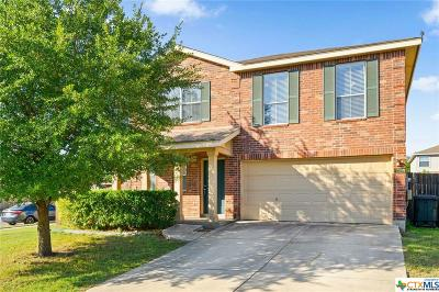 New Braunfels TX Single Family Home For Sale: $195,000